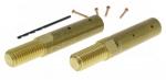 Kit de réparation pour aiguille en fibre de verre diam 9mm