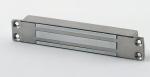 Ventouse magnétique Inox - Encastrée - 300 Kg - 12/24 V DC Avec signal - CDVI I300ER