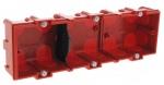 Boite 6 - 8 modules à sceller profondeur 40 mm Legrand Batibox