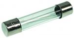 10 fusibles en verre 5 x 20 250V 0,1 Ampère type F (Rapide)