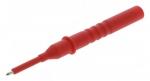 Pointe de touche rouge pour DDT/VAT Chauvin Arnoux