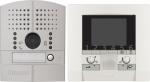 .Kit vidéo couleur Polyx Compact platine à encastrer 1 appel
