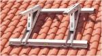 Support toiture pour groupe de climatisation Rodigas MT630