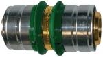 Manchon à sertir - Egal - 16 mm - Pour tube multicouche - Uponor 1064121