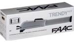 Kit FAAC 413 Trendy Kit 24V FAAC intégral