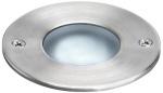 Applique de sol encastrée à LED 12V 0,6W blanc froid en inox Aric Enzo