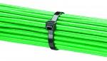 Collier de cablage 3.6 x 290 mm noir - Panduit - Lot de 100