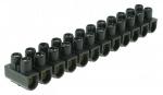 Barrette de connexion - 16 mm² - Legrand Nylbloc - Noir