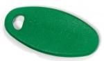 Badge de proximité - Pour lecteur UGVB / UGVBA / UGVBT - Vert - Aiphone KEYV