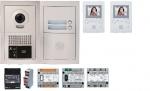 Kit vidéo - Couleur - 2 logements - Encastré - Aiphone GTBV2E