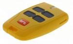 Télécommande BFT MITTO 4 433.92 Mhz 4 canaux jaune