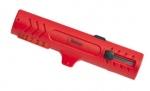 Dénude cable de 8 à 13 mm avec lame rétractable