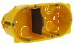 Boite cloison sèche 4-5 modules profondeur 50 mm Legrand Batibox