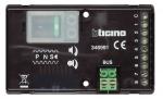 Bticino Bus - Module micro et HP universel pour cablage Btcino Bus