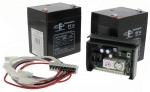 Kit batterie 24 volts CARDIN PRG 850 BC