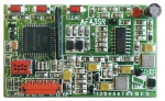 Carte radio CAME AF43SR embrochable 433.92 Mhz