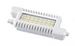 Ampoule à Led ARIC R7S 8W 600Lm 6500K 118mm
