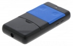 Telecommande Cardin Fréquence 433.92 Mhz 2 canaux S435 bleu