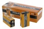 Pile 6LR61 9 volts Duracell Procell x10