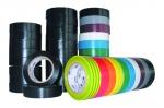 Ruban adhésif vinyle - 3M TEMFLEX 1500 - Vert / Jaune - 15 mm x 10 Mètres - 3M 80457
