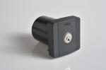 Sélecteur à clé - A encastrer - Avec rétroéclairage - Canon Cylindrique - Came 806SL-0020
