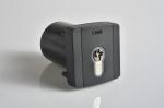 Sélecteur à clé - A encastrer - Avec rétroéclairage - Canon DIN - Came 806SL-0060