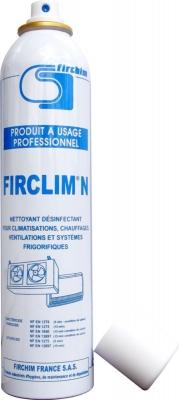 Spray anti-bactérien firclim - Azote