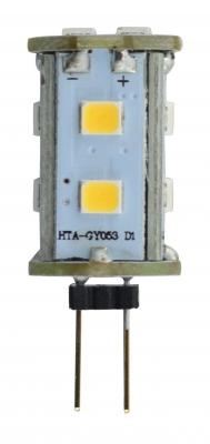 ampoule led aric g4 1w 12 volts 4000k 33 mm 21. Black Bedroom Furniture Sets. Home Design Ideas