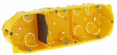 boite cloison s che 6 8 modules profondeur 50 mm legrand bat. Black Bedroom Furniture Sets. Home Design Ideas