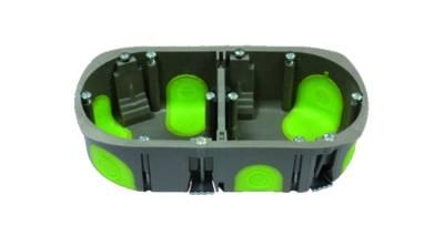boite cloison s che 4 5 modules profondeur 50 mm bizline r 39. Black Bedroom Furniture Sets. Home Design Ideas