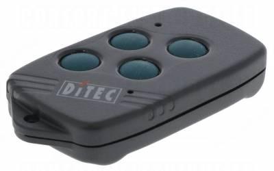 Télécommande Ditec BIXAG4 fréquence 40.685 Mhz 4 canaux