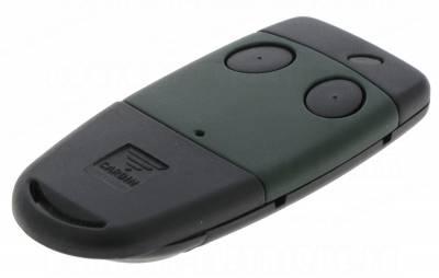 Telecommande Cardin Fréquence 433.92 Mhz 2 canaux S449-qz2