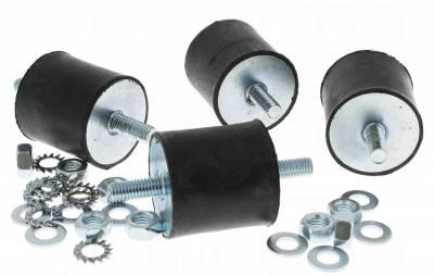 Silent bloc cylindrique pour climatisation (max 300kg)