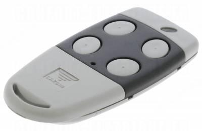 Telecommande Cardin S486 QZ4 Fréquence 868.3 Mhz 4 canaux