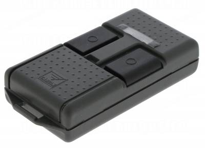 Telecommande Cardin fréquence 27.195 Mhz 2 canaux S466-TX2