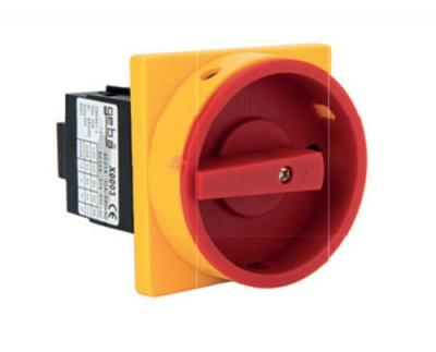 Interrupteur de proximité - 4 Pôles - 32 Ampères - Encastré - Geba