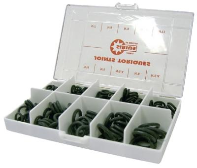 Assortiment de joints torique - Petit Modèle - Coffret 12 cases - Gripp