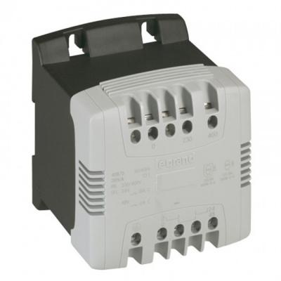 Transformateur de s curit monophas 230 400v vers 24v 4 for Transformateur 110 220 darty