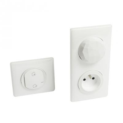 Pack démarrage installation connectée - Blanc - Legrand Céliane Netatmo 067700