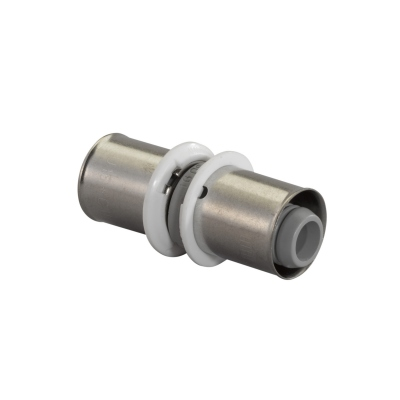 Manchon à sertir - Egal - Uponor - Composite - 32 mm - Pour tube multicouche - Uponor 1022739