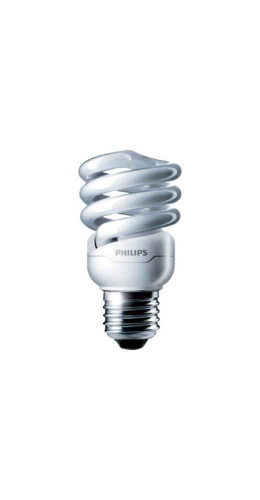 ampoule fluocompacte philips tornado e27 12w 2700k 2. Black Bedroom Furniture Sets. Home Design Ideas