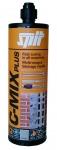 Résine chimique - Spit CMIXPLUS - Pierre - Cartouche de 300 ml
