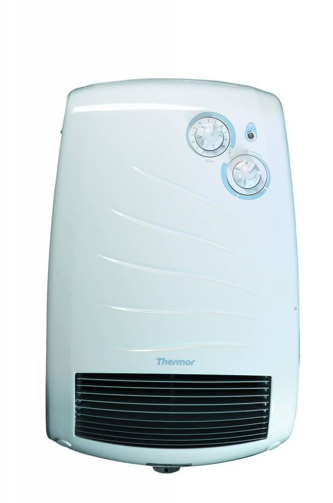 Chauffage soufflant thermor illico2 avec minuterie 207 83 - Thermo speed chauffage avis ...