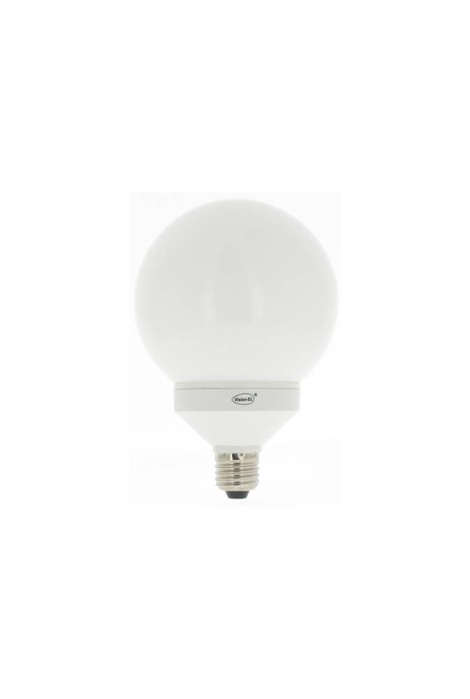 ampoule fluocompacte e27 24 watts forme globe 13 72. Black Bedroom Furniture Sets. Home Design Ideas