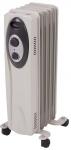 Radiateur à bains d'huile Unelvent Sahara 600/900/1500 watts