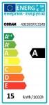 Ampoule Fluocompacte Osram Dulux Pro Mini Twist E27 - 15W - 4000K - 230V