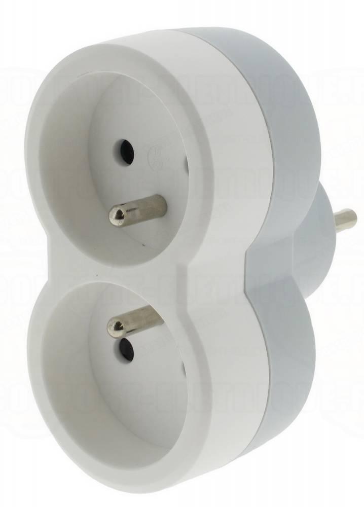 Fiche multiprise 2p t 2 sorties 2p t 4 67 - Electricite gratuite avec multiprise ...