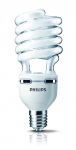 Ampoule Fluocompacte - Philips TORNADO HIGH LUMEN - E40 - 80W - 2700K - Philips 808322