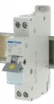 Disjoncteur 20A 3kA courbe C phase neutre Hager à vis