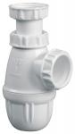 Siphon de lavabo - En plastique - Culot 33 x 42 - Valentin 61030000100